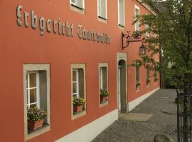 Landidyll Hotel Erbgericht Tautewalde, Hotel in der Nähe von: Barockschloss Rammenau, Wilthen