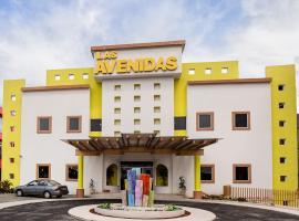 Las Avenidas, hotel en Pachuca de Soto