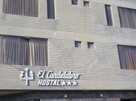 Hostal El Candelabro, hostel in Pisco