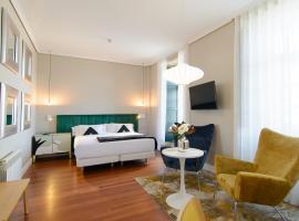 Pazo de Mendoza, hotel en Baiona