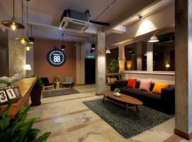 Hotel Twenty 8B, hotel in Bukit Bintang, Kuala Lumpur