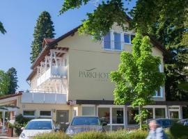 Parkhotel Lindau, Hotel in Lindau