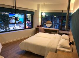 Mandrino Hotel, hotel em Tessalônica