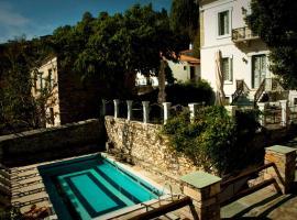 Archontiko Stathopoulou, hotel in Agios Georgios Nilias