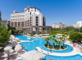 Melas Lara Hotel, hotel in Lara