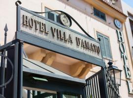 Hotel Villa d'Amato, hôtel à Palerme