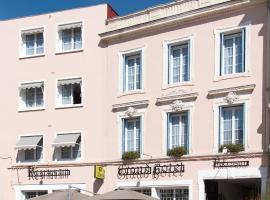 Grand Hotel Pelisson, hôtel à Nontron