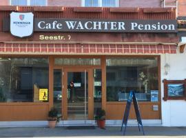 Pension Wachter, homestay in Hörbranz