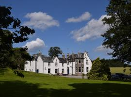 Saplinbrae Hotel and Lodges, hotel in Mintlaw
