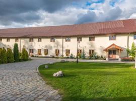 Hotel Karczyce – hotel w pobliżu miejsca Lotnisko im. Mikołaja Kopernika we Wrocławiu - WRO w mieście Karczyce