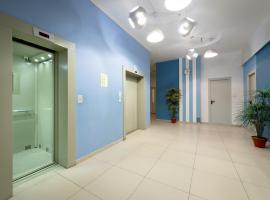 GuestRooms Sky.center, вариант проживания в семье в Ростове-на-Дону