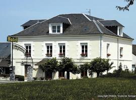 Relais Touraine Sologne, hôtel à Noyers-sur-Cher