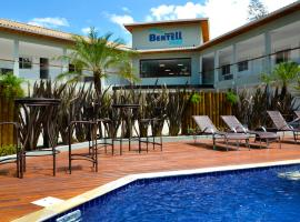 Hotel Bertell Inn, hotel near Chocolate House, Penedo