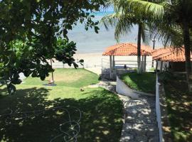Casa a Beira Mar Japaratinga, pet-friendly hotel in Japaratinga