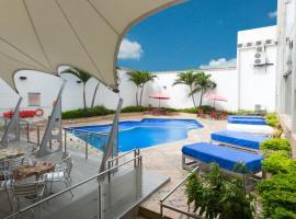 Atlantis Plaza Hotel, hotel in Cúcuta