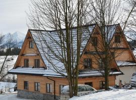Ku Sośnie, homestay in Bukowina Tatrzańska