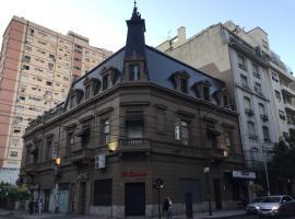 Hotel Nuevo Camino, hotel in Buenos Aires