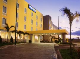 City Express Nuevo Laredo, hotel in Nuevo Laredo