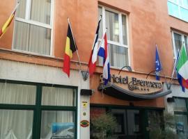 Hotel Brennero, hotel v destinaci Bassano del Grappa