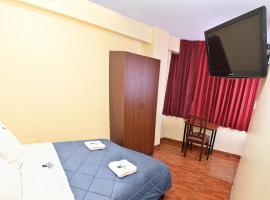Hotel Italia I, hotel in Chiclayo