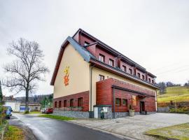 Hotel Toč, hotel v Lipové-lázních