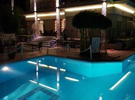 Hotel George: Limenas'ta bir otel