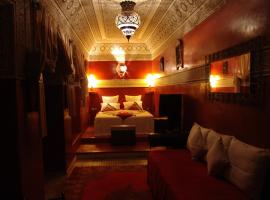 Riad Les Nuits de Marrakech, hôtel à Marrakech près de: Musée Boucharouite