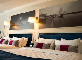 Kennedy Boutique Hotel, hotel in New Ross