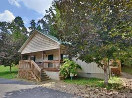 Cherry Blossom (#11), cabin in Pigeon Forge