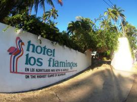 Hotel Flamingos, hotel en Acapulco