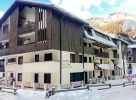 Residence Des Alpes, apartment in Canazei