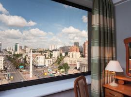 Premier Hotel Lybid, отель в Киеве