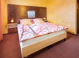 Hotel Conti, hotel v destinaci Olomouc