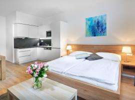 DownTown Suites Belohorska, Ferienunterkunft in Prag
