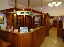 Hotel Pegas Brno, hotel v Brne