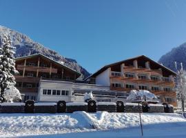 Hotel Verwall, Hotel in Gaschurn