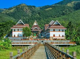 Ananta Inlay Resort, hotel in Nyaungshwe Township