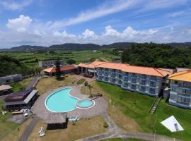 奄美大島ホテルリゾート コーラルパームス、奄美市のホテル