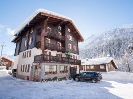 Hotel Signal, Hotel in der Nähe von: Dufourspitze, Macugnaga
