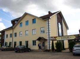 Отель Торжок, отель в Торжке