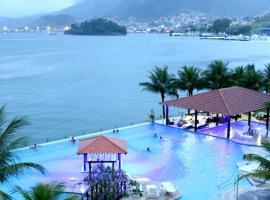 Charme Comforto Beira Mar, hotel near Mombaça Beach, Angra dos Reis