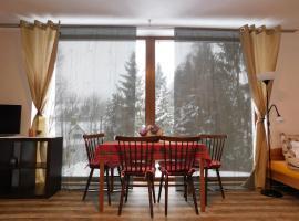 Apartmány Kunc, apartmán v destinaci Bedřichov