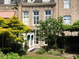 Bed & breakfast in monumental house maastricht centre, B&B in Maastricht