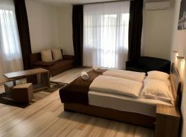 F&M Apartman, hotel az Egerszalóki Termálfürdő környékén Egerszalókon