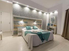 Hotel Sun Holidays: Puerto de la Cruz'da bir otel
