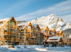 Moose Hotel and Suites, hotel in Banff