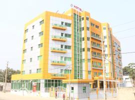 Paradisia Hotel, hotel in Cotonou