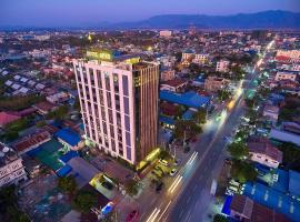 Hotel Apex, hotel in Mandalay