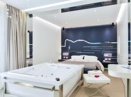P2 Kevin's charming houses, hotel with jacuzzis in Alghero