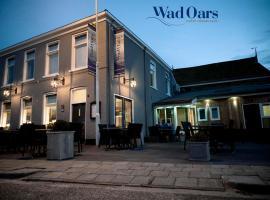 Hotel Restaurant Wad Oars, hotel near Westerplas, Anjum